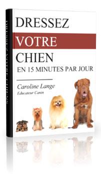 Couverture du livre d'éducation de chien